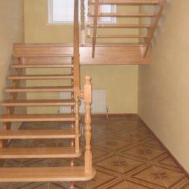 Лестницы из бука
