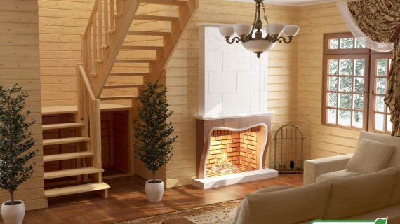 Деревянные лестницы Profi&Hobby – выбор на российском рынке